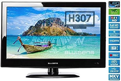 Blusens H307B22BA - Televisión LED de 22