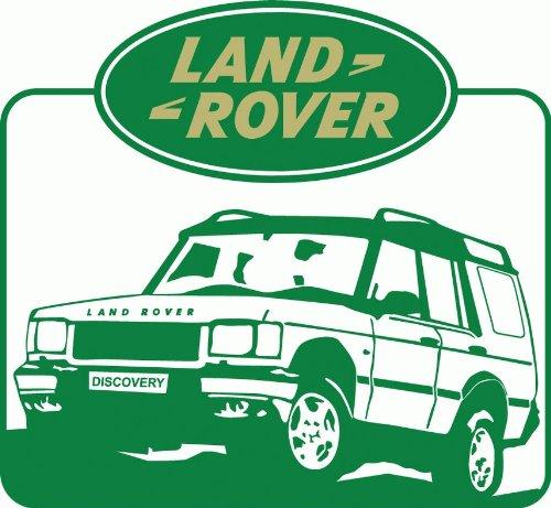 Land Rover Car Bumper Sticker 5