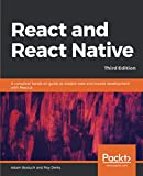 React and React Native: A complete hands-on guide