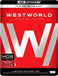 Cover Image for 'Westworld: The Complete First Season [4K Ultra HD + Blu-ray]'