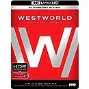 Westworld: The Complete First Season (4K Ultra HD/BD) [Blu-ray]