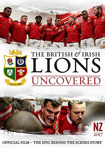 British and Irish Lions 2017: Lions Uncovered [DVD]