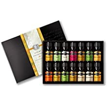 Autumn Set of 14 Premium Grade Fragrance Oils - 10ml