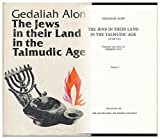 img - for Jews in Their Land by Gedaliah Alon (1980-06-02) book / textbook / text book