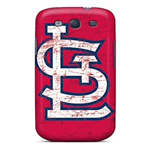 St. Louis Cardinals Case Compatible With Galaxy S3/ Hot Protection Case