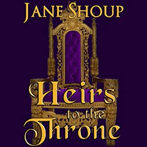 Heirs to the Throne Audiobook