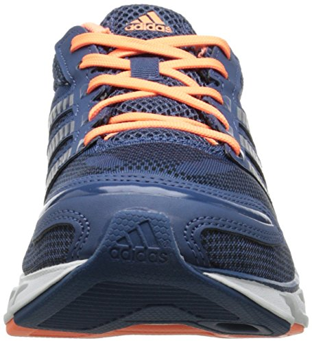Adidas Performance Womens Powerblaze W Hardloopschoen Vista Blue / Collegiate Navy / Flash Orange