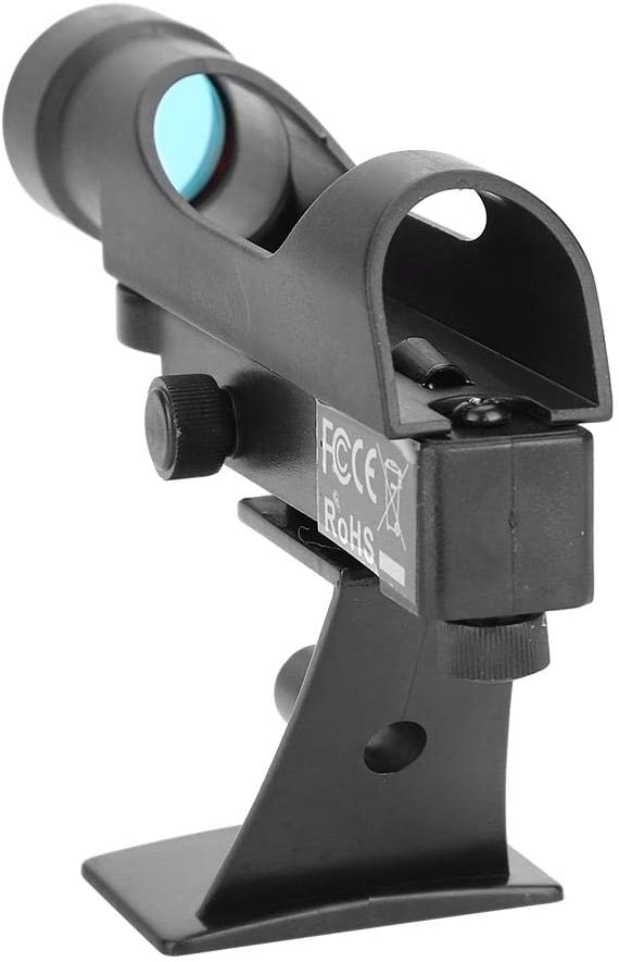 Black Yoidesu Red Dot Finder Scope,Starpointer Viewfinder for Celestron 80EQ SE SLT PS Series and Meade Infinity and Polaris