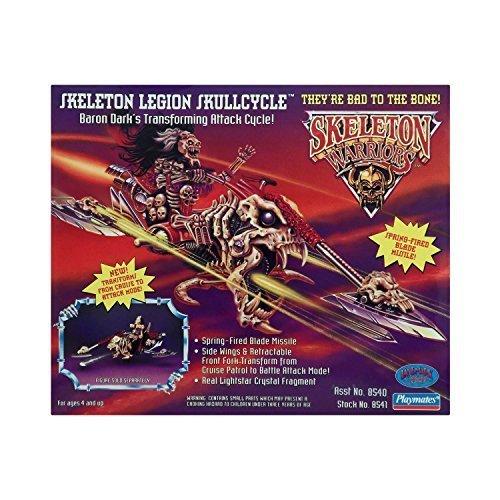 Skeleton Warriors Legion Skull Cycle -