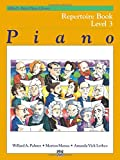 Alfred's Basic Piano Library Repertoire, Bk 3 (Alfred's Basic Piano Library: Level 3)