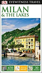 "Explore the exciting history, culture, architecture, and fashion of Milan. Discover museums, foods, shops, and more.Discover DK Eyewitness Travel Guide: Milan & the Lakes.   • Detailed itineraries and ""don't-miss"" destination highlights a..."