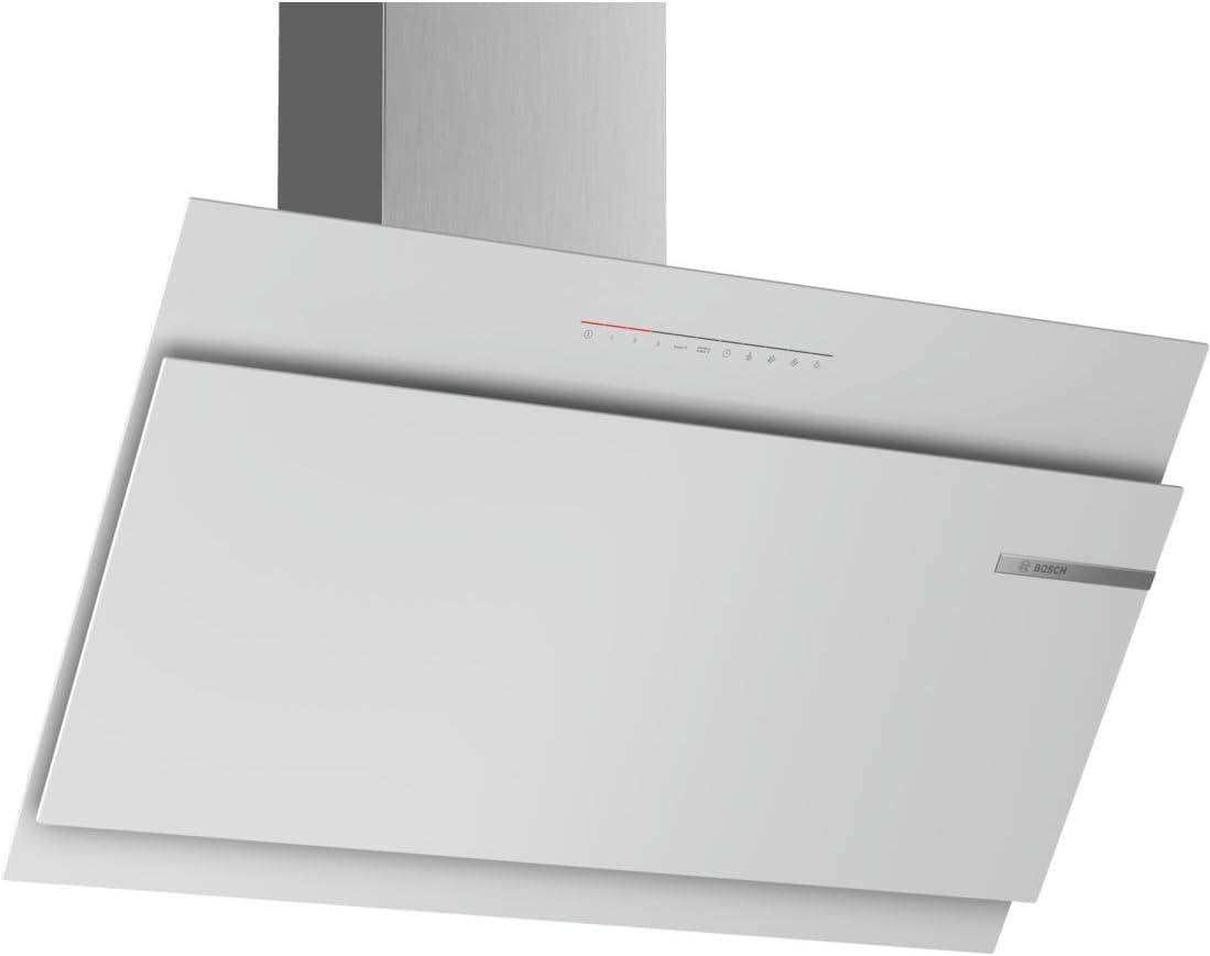 Bosch Serie 6 DWK98JQ20 - Campana (840 m³/h, Canalizado/Recirculación, A, A, B, 55 dB): 828.85: Amazon.es: Grandes electrodomésticos