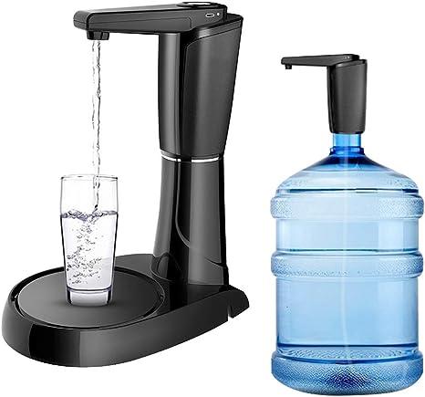 QWERT Nuevo Dispensador de Agua Eléctrico Carga USB Bomba de Agua ...