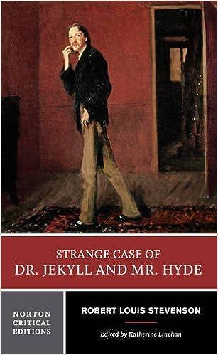 Amazon.com: Strange Case of Dr. Jekyll and Mr. Hyde (Norton ...