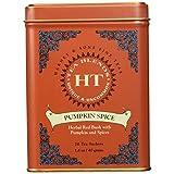 Harney & Sons Pumpkin Spice Rooibos Tea 20 ct Sachet Tin