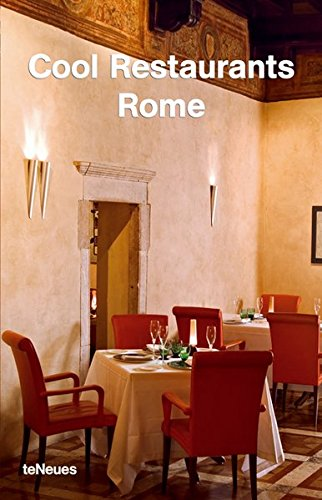 Download Cool Restaurants Rome PDF