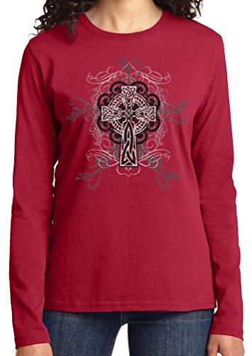 TshirtsXL Womens Sleeve Gothic Graphic product image