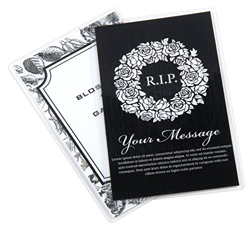 Thermal 2.875 - USI WrapSure Memorial Prayer Card-Size Thermal (Hot) Laminating Pouches, 2 7/8