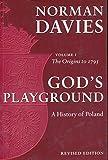 God's Playground 9780231128179