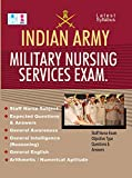 Indian Army Military Nursing Service Exam Objective Type Questions & Answers Books