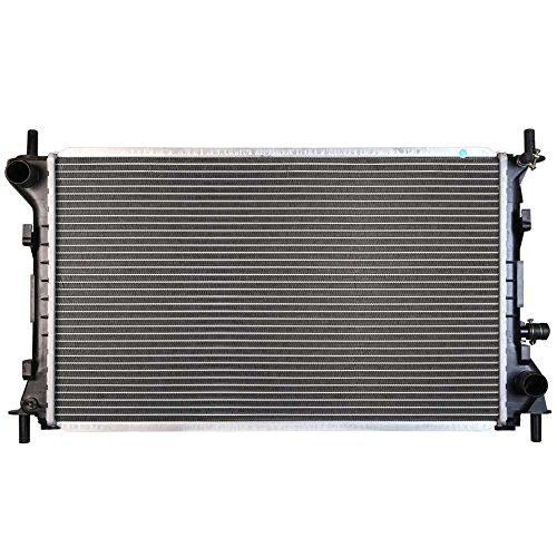 Prime Choice Auto Parts RK851 Aluminum Radiator