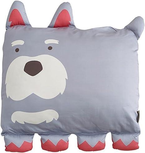 MILO /& GABBY The Original Kids Animal Pillowcase Dylan the Dinosaur