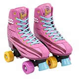 Disney Soy Luna Roller Skates Patines Authentic Original (34 - 35)