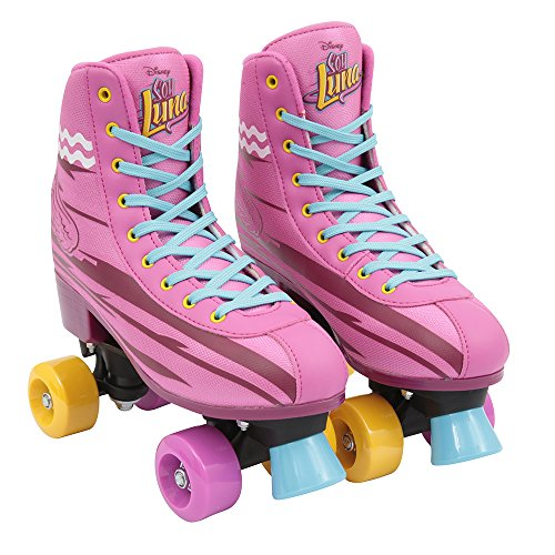 disney soy luna roller skates patines authentic original 36 37 buy online in uae toy. Black Bedroom Furniture Sets. Home Design Ideas