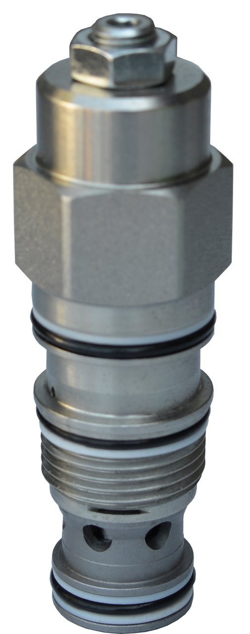 Counter Balance Valve Comparable Replacement to Sun Hydraulics CBEG-LKN