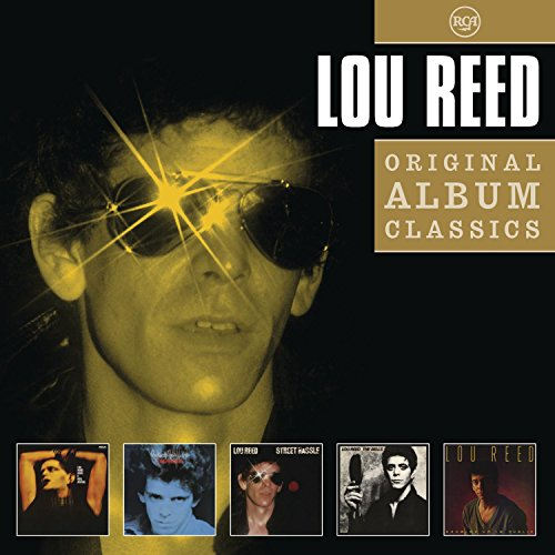 Original Album Classics (Best Lou Reed Albums)
