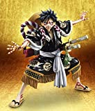 Megahouse Onepiece Portrait of Pirates: Luffy (Kabuki Edition) Scale PVC Figure