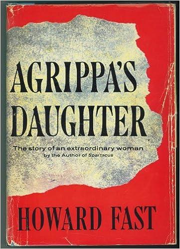 Agrippas Daughter: A Novel