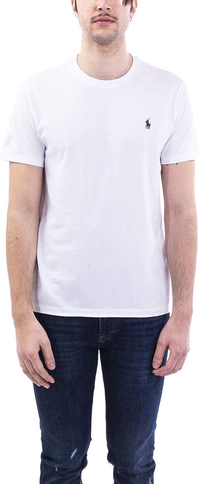 Polo Ralph Lauren tee-Shirts Camiseta para Hombre: Amazon.es: Ropa y accesorios