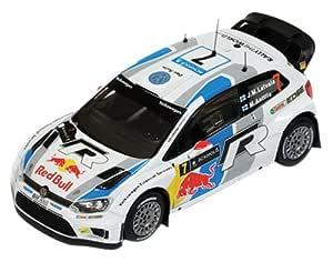 IXO 1:43 - Escala VW Polo R WRC número 7 Rally Acropolis 2013 ...