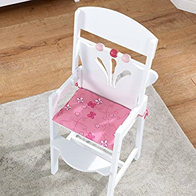 KidKraft Lil' Doll High Chair: Toys & Games