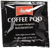 Melitta Coffee Pods, Buzzworthy (Dark Roast), 18 Pods/Box