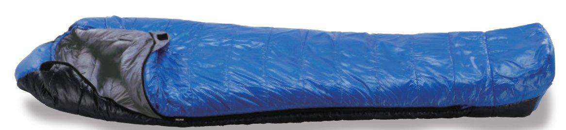 イスカ(ISUKA) 寝袋 アルファライト 1300EX ブルー (最低使用温度-20度)
