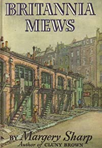 Britannia Mews cover