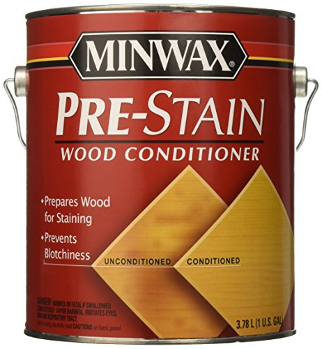Minwax Pre Stain Wood Conditioner (Minwax 11500000 Pre-Stain Wood Conditioner, 1 gallon)