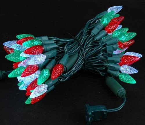 Red and Green Christmas Lights: Amazon.com