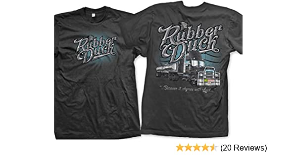 Big Rig Tees Back in Black T-Shirt Small