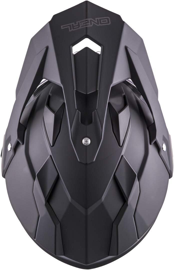 Large ONeal Unisex-Adult Full-face Style Sierra II Helmet Flat White L 59//60cm