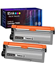 $23 » E-Z Ink (TM) Compatible Toner Cartridge Replacement for Brother TN660 TN630 High Yield to use with HL-L2380DW HL-L2300D HL-L2340DW MFC-L2680W MFC-L2740DW MFC-L2685DW Printer (Black, 2 Pack)