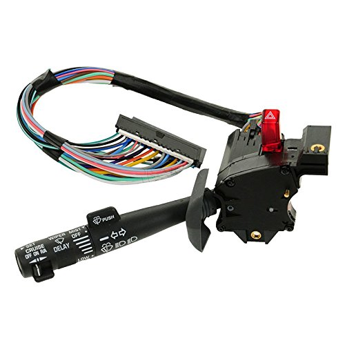 Toogoo Cruise Control Windshield Wiper Arm Turn Signal Lever Switch For Chevy GMC Truck