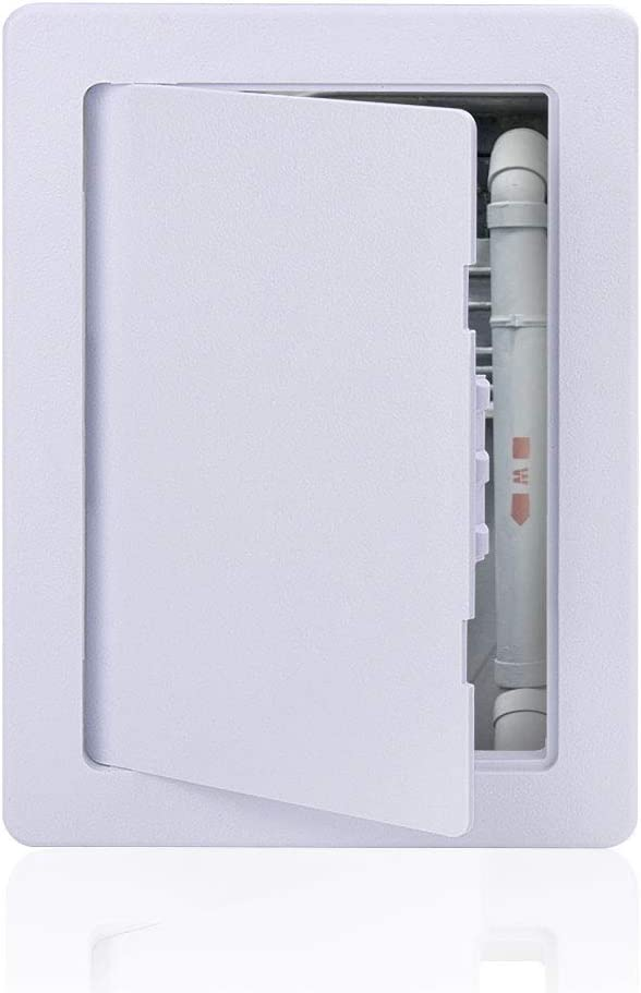 MaRoner Plumbing Access Panel for Drywall Ceiling Removable Hinged Access Door 6
