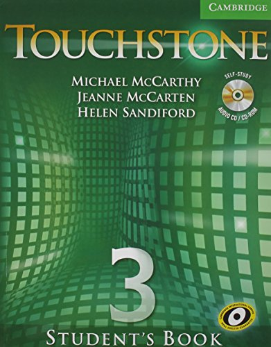 Touchstone Level 3 Student's Book & Workbook (Book & CD-ROM)