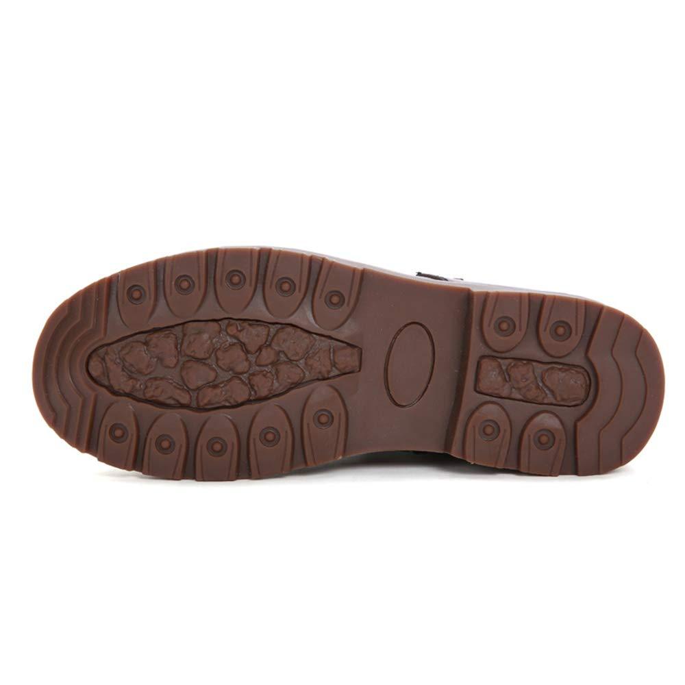 El Negocio de de de los Hombres Oxford Casual Nueva Piel Transpirable de Moda OX se Encuentra en la Suela Exterior con Cordones de Zapatos 02cc79
