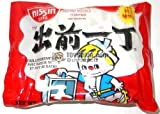Nissin Instant Noodle Original Favor (Pack of 12) Each: 3.5oz (100g)