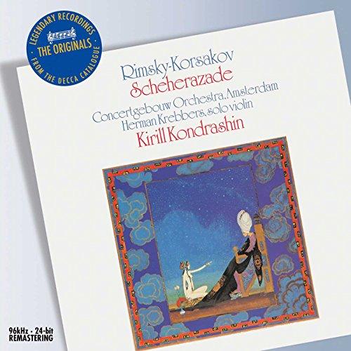 Rimsky-Korsakov: Scheherazade / Borodin: Symphony No. 2