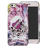 Ed Hardy Love Kills Slowly Flower Pink iPhone 6 Plus Case, Pink